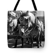 City Life Tote Bag by Betsy Knapp