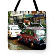 City Of Colors Tote Bag