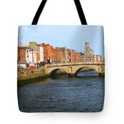 City Of Dublin Tote Bag
