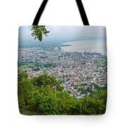 City Of Port Of Spain Trinidad 3 Tote Bag