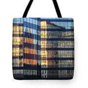 City Reflections 2 Tote Bag