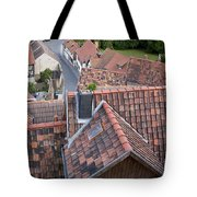 City Roofs Tote Bag