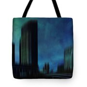City Shapes Melbourne I Tote Bag
