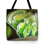 City Sponsored And Approved Graffiti Tote Bag
