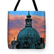 City Sunset Tote Bag