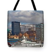 City View One Tote Bag
