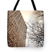 City Vs Nature Tote Bag