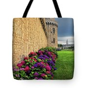 City Wall Vannes France Tote Bag