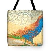 Citybird Tote Bag