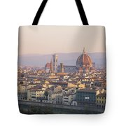 Cityscape, Florence, Italy Tote Bag