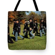 Civil Soldiers March Tote Bag