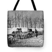 Civil War: Ambulances, C1864 Tote Bag