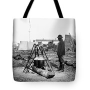 Civil War: Army Cook Tote Bag