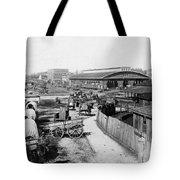Civil War: Atlanta Tote Bag