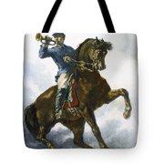 Civil War: Bugler, 1863 Tote Bag