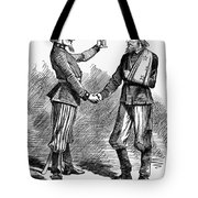 Civil War: Cartoon, 1865 Tote Bag