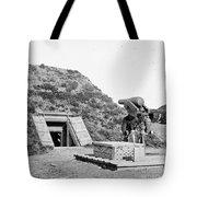 Civil War: Drewrys Bluff Tote Bag