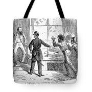 Civil War: Food Shortage Tote Bag