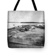 Civil War: Fort Defiance Tote Bag