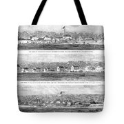 Civil War: Fort Moultrie Tote Bag