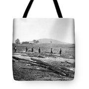 Civil War: Graves, 1862 Tote Bag