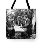 Civil War: Leisure, 1862 Tote Bag