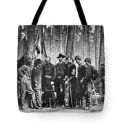 Civil War: Mathew Brady Tote Bag