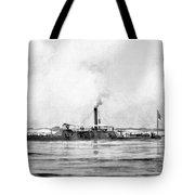 Civil War: Mobile Bay, 1864 Tote Bag