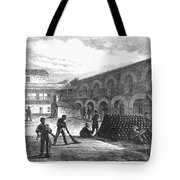 Civil War: New York Fort Tote Bag by Granger
