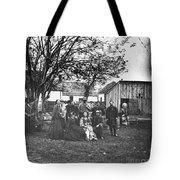 Civil War: Nurses & Officers Tote Bag