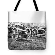 Civil War: Parrott Guns Tote Bag
