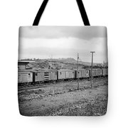 Civil War: Railroad, 1864 Tote Bag