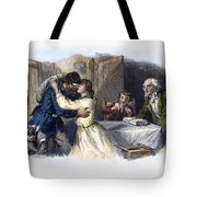 Civil War: Returning Home Tote Bag