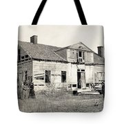 Civil War: Shirley House Tote Bag