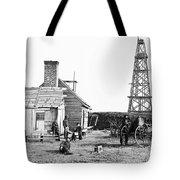 Civil War: Signal Tower Tote Bag