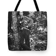 Civil War: Soldier, 1861 Tote Bag