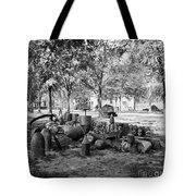 Civil War: Torpedo Shells Tote Bag