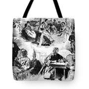 Civil War: Women, 1862 Tote Bag