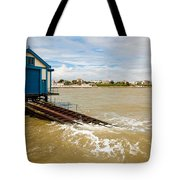 Clacton Lifeboat House Tote Bag