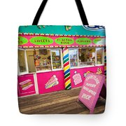 Clacton Pier Shop Tote Bag