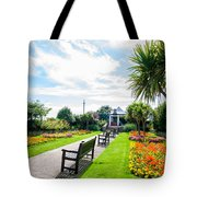 Clacton Pleasure Garden Tote Bag