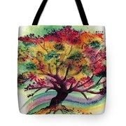 Clad In Color Tote Bag