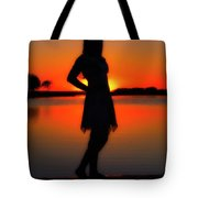 Claire Tote Bag by Tamyra Ayles