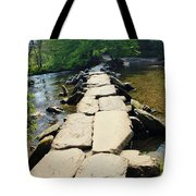 Clapper Bridge-sommerset Tote Bag