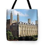 Clare College Cambridge Tote Bag