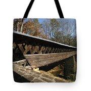 Clarkson Covered Bridge Tote Bag