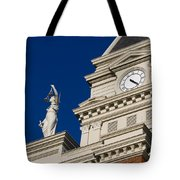 Clarksville Historic Courthouse Tote Bag