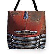 Classic 50s Chevy Tote Bag