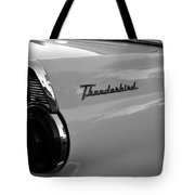 Classic 55 Thunderbird Tote Bag