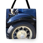 Classic Antique Car- Roaring Twenties - Detail Tote Bag